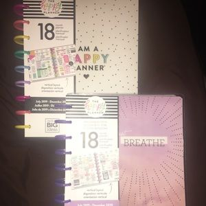 Other - 2 new Planners bundle